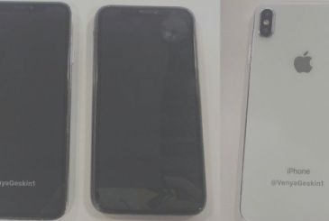 """Here are the images 'leak' of iPhone X Plus and iPhone LCD 6.1"""""""