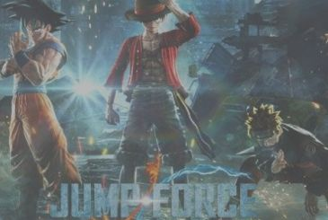 Jump Force: the trailer with the characters of Bleach, and lots of new gameplay