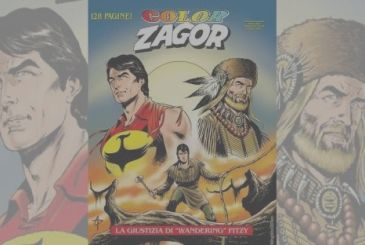 Color Zagor 7 – The Justice of Wandering Fitzy | Review