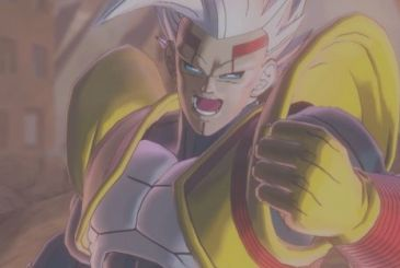 Dragon Ball Xenoverse 2: trailer and gameplay with Super Baby Vegeta 2