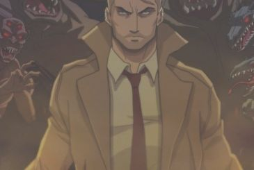 Constantine: City of Demons – trailer of the new animated film