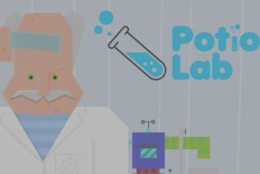 Potions Lab, a new game for the iPhone with real prizes!
