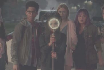 Marvel's Runaways: the second season in the winter