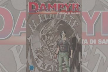 Dampyr 221 – Planet of Blood | Review
