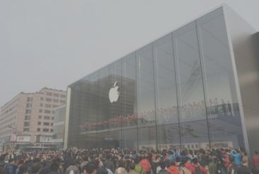 Apple is working to solve the problem of spam in China