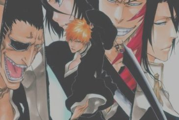 Bleach: all volumes of the manga will be reprinted in color