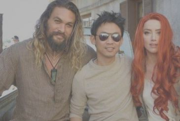 Aquaman, Amber Heard, about the relationship between Arthur and Mera