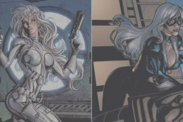 Sony: the film separated for Silver Sable and Black Cat, in the development of the Silk, Night and Jackpots