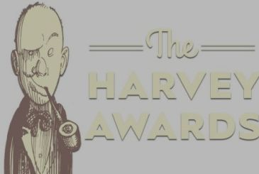 "Harvey Awards 2018: all applicants and new category ""Best Manga"""