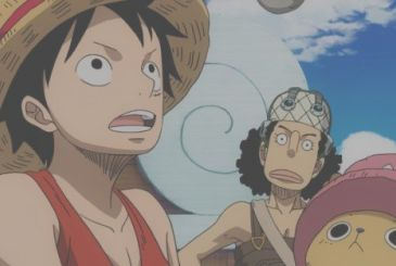 One Piece: Episode of Skypiea, new images of the special animated