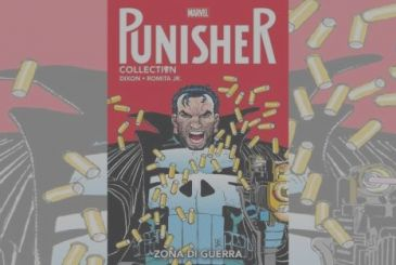 War zone – the Punisher Collection Vol. 6 | Review