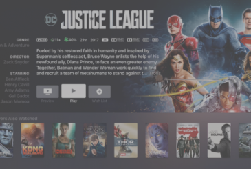 The iTunes Store has finally arrived for the support of Dolby Atmos for some movies