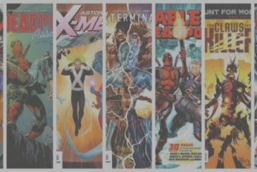 PREVIEW – Marvel: Extermination #1, and all the titles X-Men of the week