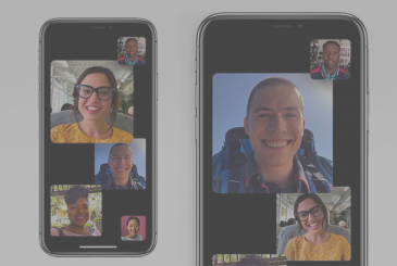 Apple removes the group calls to FaceTime from iOS 12 and macOS Mojave