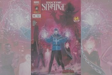 Doctor Strange 40: start of the event Damnation | Review