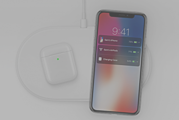 The new homes charging for AirPods should work with any base with a certification Qi