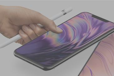 IPhone OLED, 2018, with support for the Apple Pencil: the voices are becoming more insistent