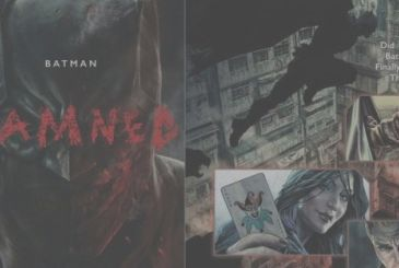 A PREVIEW of DC Black Label – Batman: Damned of Azzarello & Bermejo