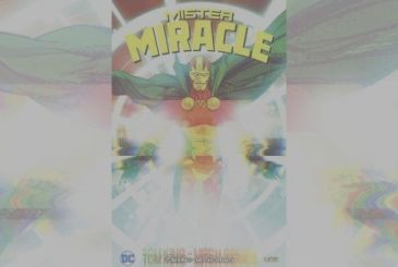 Mister Miracle Vol. 1 Tom King & Mitch Gerads | Review