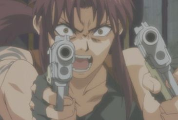 Black Lagoon, the manga of Rei Hiroe stops again