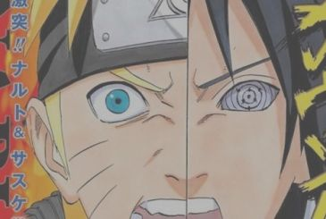 Naruto: the whole manga will be reprinted in two large volumes