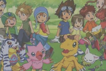 Digimon Adventure: new images of the new anime