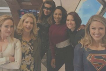 Arrowverse, the actresses want a crossover all-female