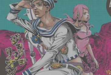 JoJolion, the eighth part of JoJo's goes to the the saga final