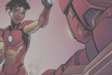 "Marvel launches the new series ""Riri Williams, Ironheart"""