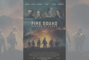 Fire Squad – Nightmare of Fire by Joseph Kosinski | Review preview