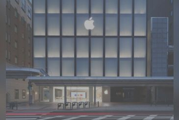 The first Apple Store in Kyoto is inspired by the architecture of the city