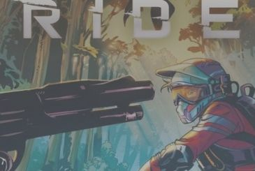 EXCLUSIVE Ride: cover art by Emanuela Lupacchino for the comic