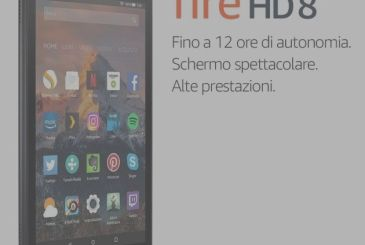 Amazon Fire Tablet HD 8 in a bid to 64.99€!