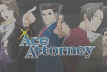 Ace Attorney: announced a new manga