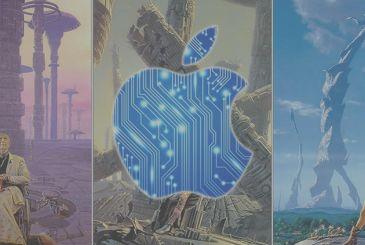 "Apple: the official TV series based on the novels ""the Cycle of the Foundation"" by Asimov"
