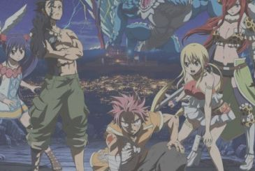 Fairy Tail: a VIDEO preview of the latest season of the animated