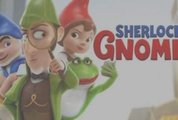 Sherlock Gnomes: EXCLUSIVE clip and details of edition home video