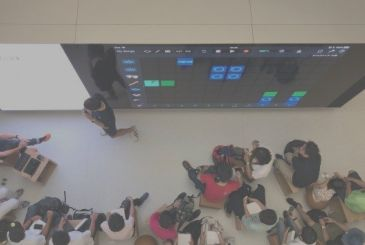 Apple opens its first Apple Store in Kyoto, Japan