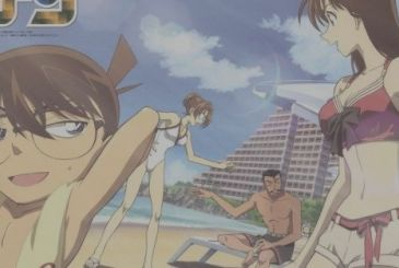 Detective Conan: the new manga will be based on the movie The lost ship in the sky