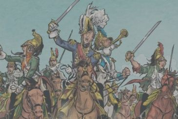 "PREVIEW Mondadori Comics – ""Napoleon: Berezina – The defeat"""