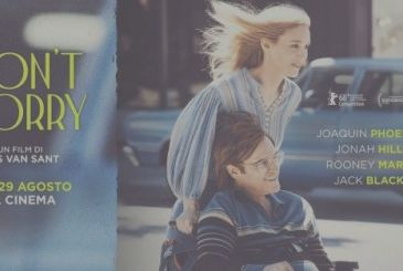 Don't Worry Gus Van Sant | Review preview