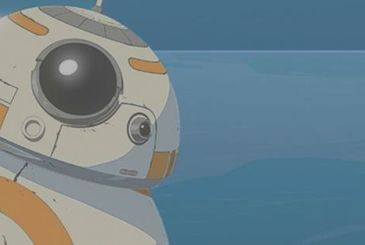 Star Wars Resistance: the protagonists in the first poster
