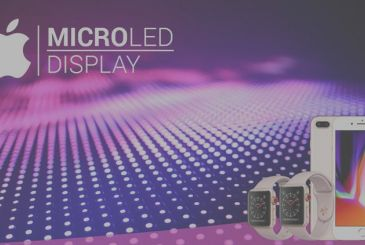 Apple meets two taiwanese companies-manufacturers of display MicroLED