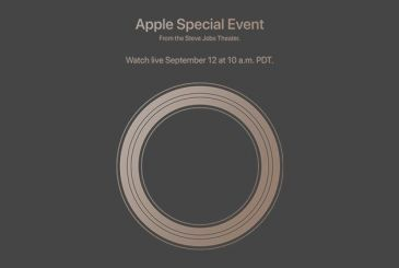 OFFICIAL: Apple Event on 12 September at the Steve Jobs Theater!
