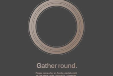 What will be presented at the Apple event on September 12 and how to follow him