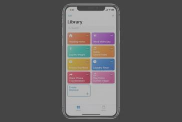 News for Siri Shortcuts Beta: integration with iCloud and Philips Hue