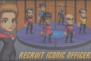 Compose your crew, and discover new planets with Star Trek Trexels II
