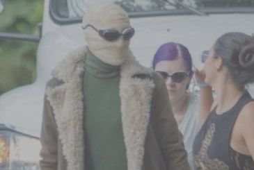 Doom Patrol: the first images of the protagonists