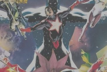 Justice League: Scott Snyder anticipates the return of Starman