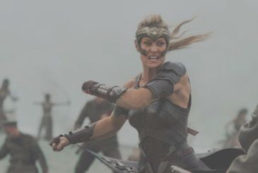 Wonder Woman 1984: confirmed the return of Robin Wright